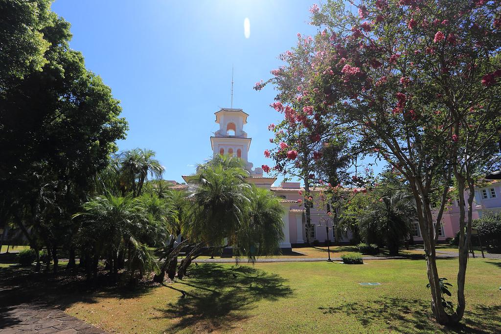 Grounds of  the Hotel das Cataratas.