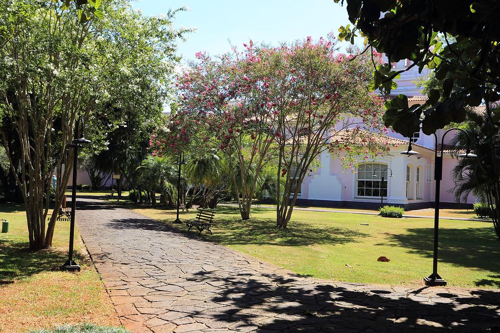 Hotel das Cataratas, Brazil side of Iguassu Falls