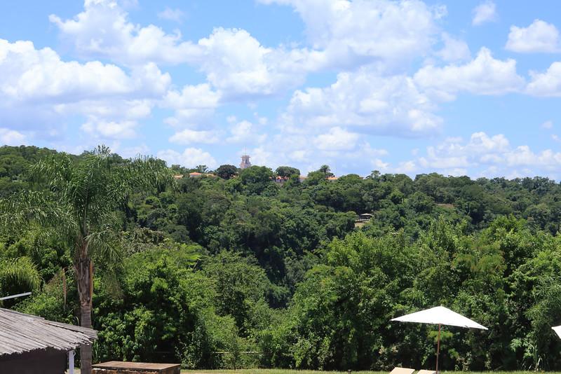 Hotel das Cataratas; Iguassu Falls; Brazil