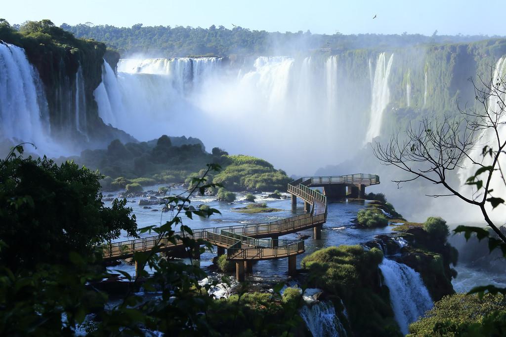 Iguassu Falls Brazil