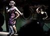 Dancers, Nightclub, Iguazzu, Brazil