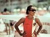 Female Lifeguard, Ipanema Beach, Rio de Janeiro, Brazil