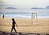 Early Morning, Lablon Beach, Rio de Janeiro, Brazil