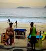 Playpen, Lablon Beach, Rio de Janeiro, Brazil