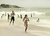Runner, II, Ipanema Beach, Rio de Janeiro, Brazil
