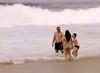 Family, Praia de Ipanema