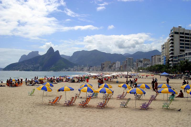 Rio de Janeiro scenes