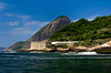 The old 17th century fort of Sao Joao at Urca in Rio De Janeiro, Brazil.