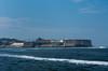 The Forteleza de Santa Cruz, Santa Cruz fortress on the east side of Guanabara Bay in Rio De Janeiro, Brazil.