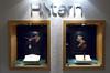 The H Stern jewellry shop display in Rio de Janeiro, Brazil.