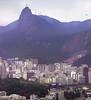 Christo Redento, View from Sugarloaf, Rio de Janeiro, Brazil
