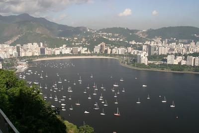 Sugar Loaf mountain, Guanabara Bay