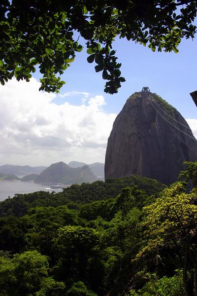 Sugar Loaf  Mountain Panorama