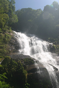 Cascatinha Taunay ( Taunay Waterfall), Tijuca Forest, Rio de Janeiro
