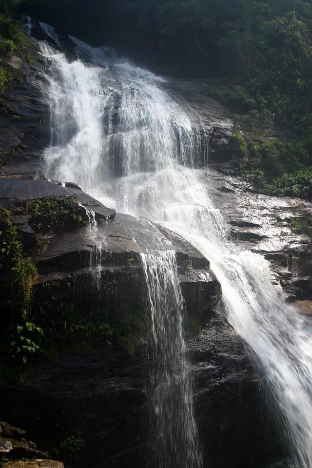 Cascatinha Taunay ( Taunay Waterfall), Tijuca Forest, Rio de Janeiro
