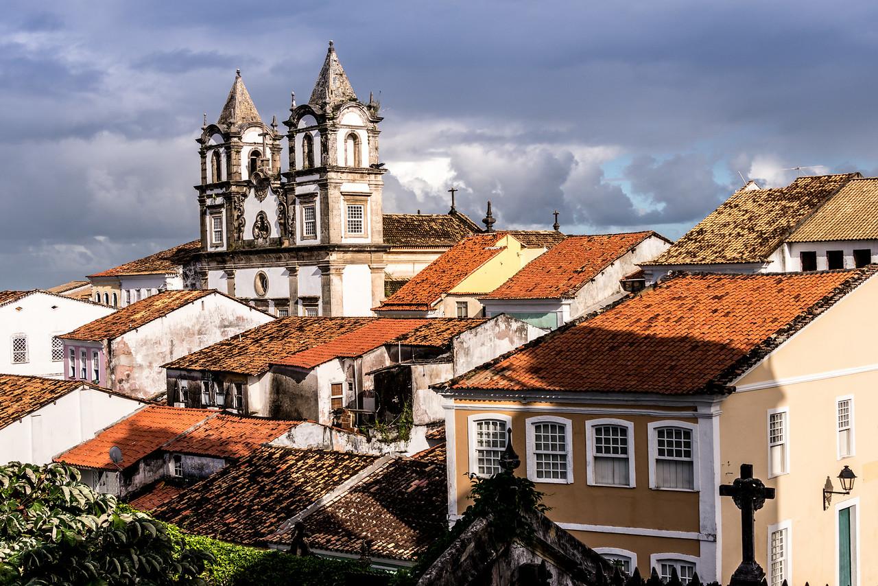 Salvador, Bahia.