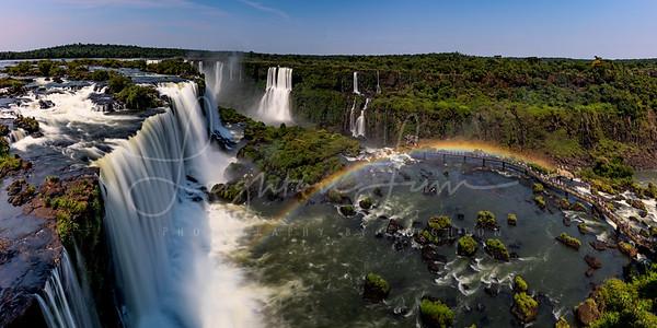 Iguazu 1x2 Brazil side