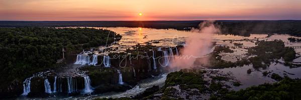 Iguazu 1x3 Pano