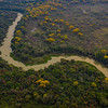 Aerial of the Pantanal