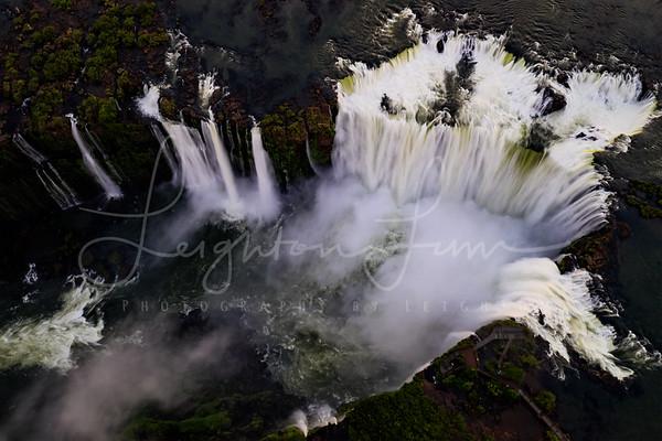 Iguazu Overhead