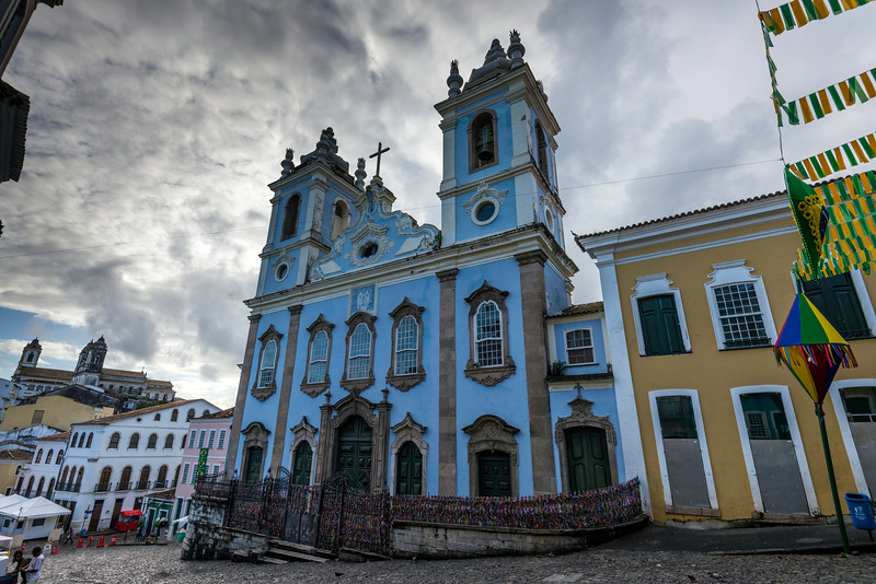 Nossa Senhora do Rosario dos Pretos Church, Salvador