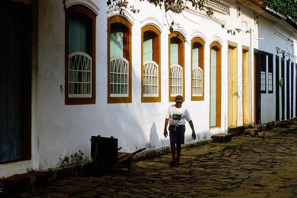 Paraty, Costa Verde, Brazil