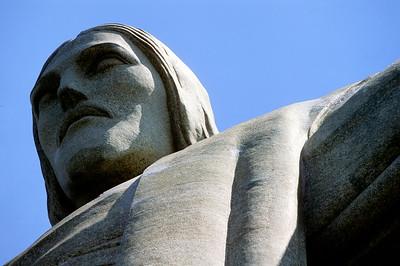 Corcovado, Christ the Redeemer, Rio de Janeiro, Brazil