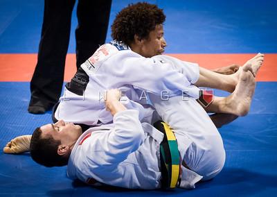 Tiago Alves vs. Maycon Carvalho