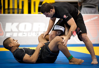 JT Torres vs. Augusto Tanquino Mendes in a black belt lightweight match.
