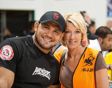 Deb Blyth and Roberto Cyborg Abreau