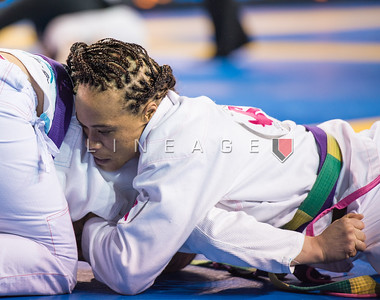 Sharicka Long-O'neill (Caique JJ) vs. Amy Cadwell-Montenegro (Gracie Barra)