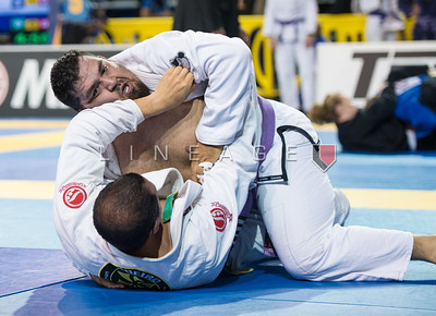 Azarias Castro (Ribeiro JJ) vs. Javier Zapata (Martins BJJ)