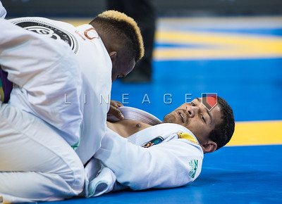 Kenneth Glenn (Checkmat) vs. Diego Vierira (ZR Team)