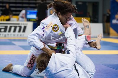 Leanne Foster (Impact JJ) vs. Daniela Arouca (Lead BJJ)