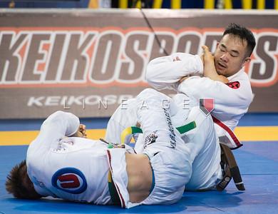 Espen Mathiesen (Nova Uniao) vs. Alex Le (Zenith)