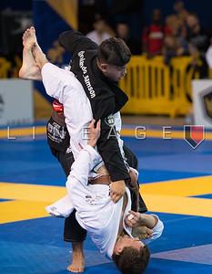 Rolando Samson (ATOS) vs. John Blunschi (Kron Gracie JJ)