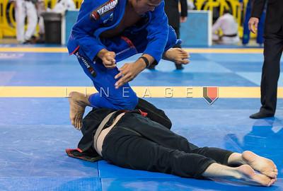 Felipe Silva (Zenith) vs. Dan Brecht (ATOS)