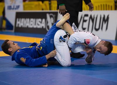 Eduardo Silva (GF Team) vs. Kristian Woodmansee (ATOS)