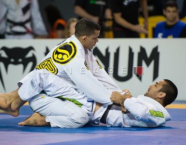 Victor Santos (GF Team) vs. Francisco Iturralde (Alliance)