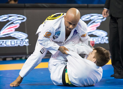 Silvio Duran (Vitor Shaolin BJJ) vs. Nicollas Araujo (Alliance)