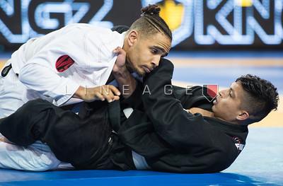 Ogbamen Agbonze (Zenith BJJ) vs. Oscar Martinez (Carlson Gracie)