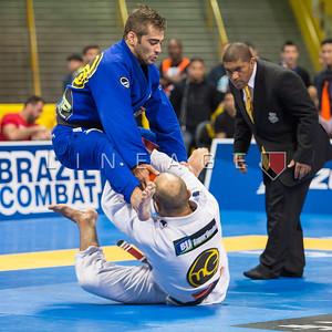 Luiz Panza (Chackmat) vs. Bernardo Faria (Alliance)