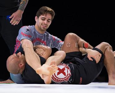 Dan Borovic vs. Kyle Griffin. Borovic wins via Kimura.