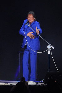 Brasilian Singer Roberto Carlos at American Airlines Arena Miami