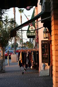 Redondo Beach Shops.