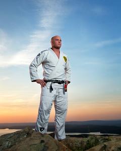 Jory Malone of Revolution MMA in Benton AR