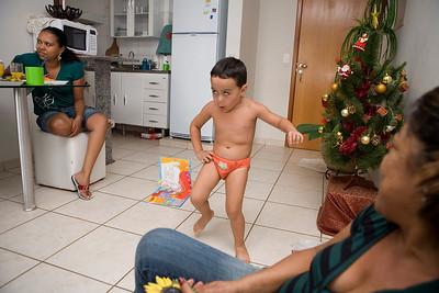 Brazilie, Goiania, 10 november 2008 foto: Katrien Mulder
