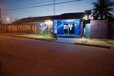Brazilie, Maraba, 11 november 2008 foto: Katrien Mulder