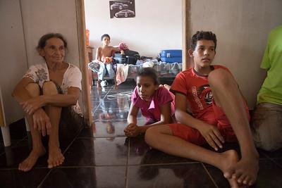 Brazilie, Para,  Parauapebas en omgeving 12 november 2008 foto: Katrien Mulder