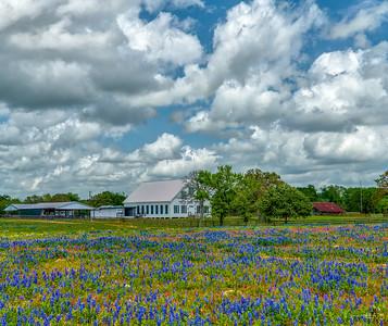 Community Hall, New Ulm, Texas